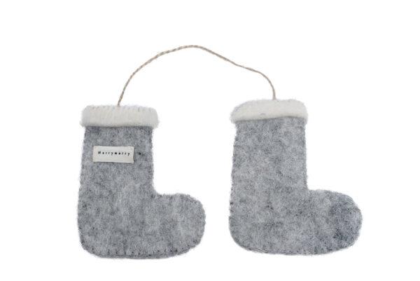 Mitton & socks ornament
