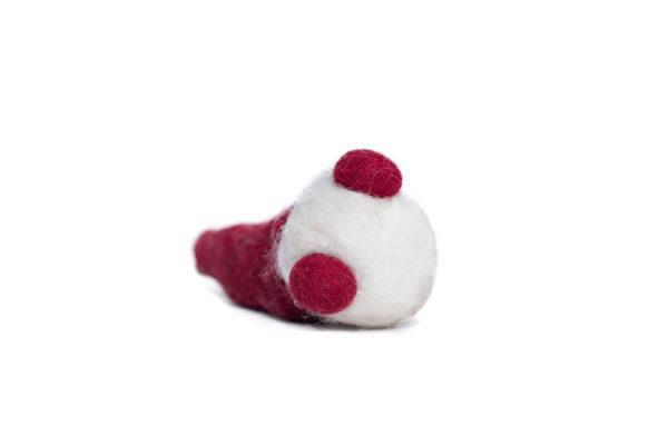 Corocoro Santa ornament