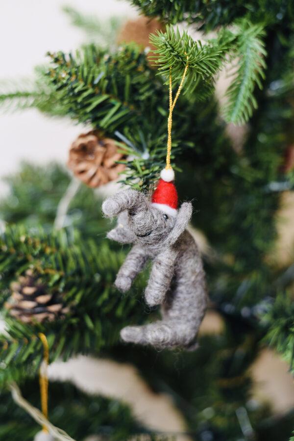 Animal ornament