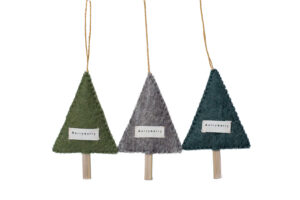 Tree ornament set (3 in 1)