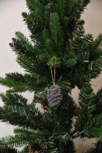 Pine corn ornament set (3 in 1)